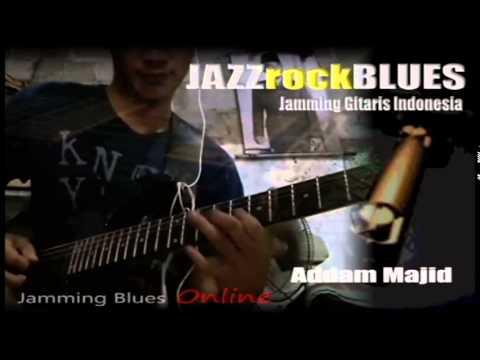 Jamming Jazz rock blues Gitaris Indonesia (GI) progress