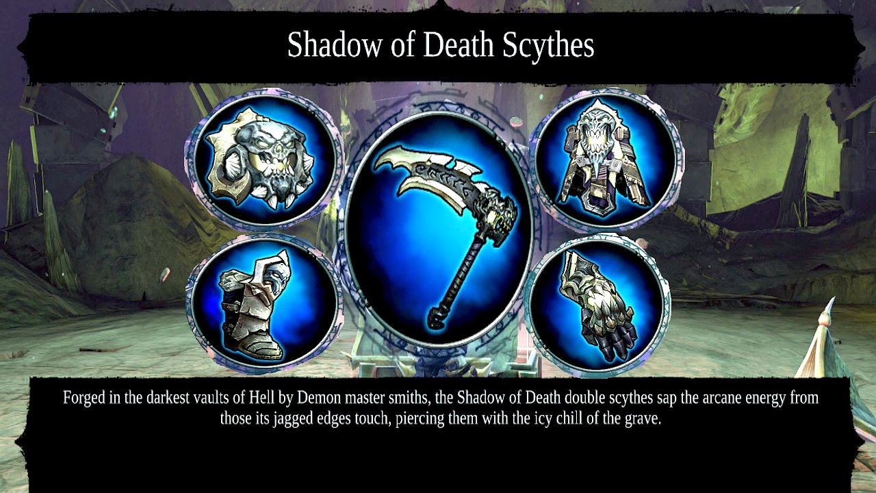 Darksiders  Best Build
