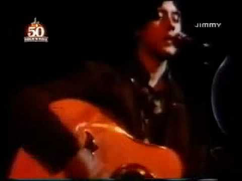 Arlo Guthrie WOODSTOCK 1969 - Walking Down The Line