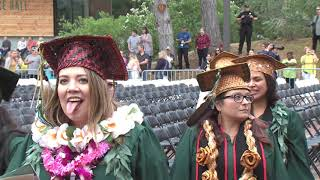 The Evergreen State College 2019 Commencement