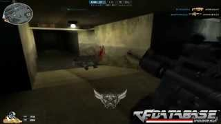 Crossfire Indonesia Database - M4A1-Custom Gameplay !