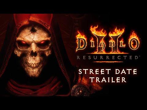 Diablo® II: Resurrected™ Street Date Trailer (EU)