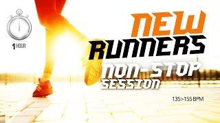 Hot Workout // New Runners Non-Stop Session (135 - 155 BPM / 32 Count) // WMTV