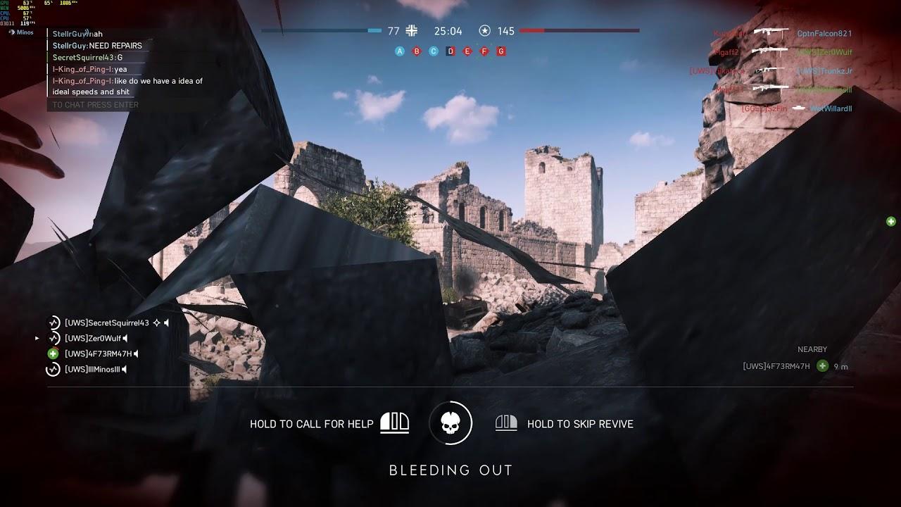 Bfv Crashing