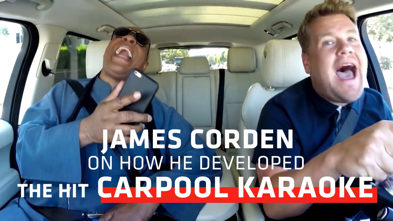 Carpool Karaoke James Corden On How He Created The Hit Segment