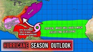 Official Hurricane Season Forecast