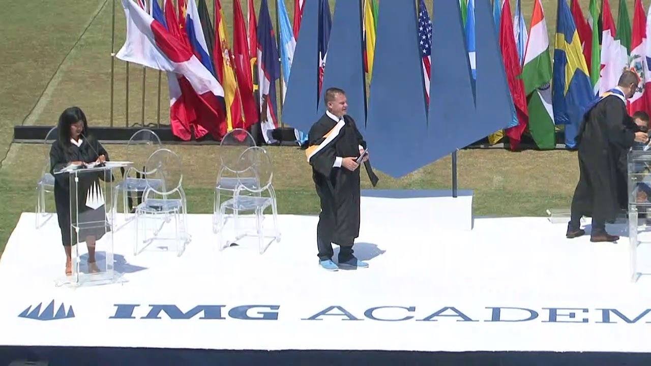 PRESENTING IMG ACADEMY'S CLASS OF 2021 | COMMENCEMENT CEREMONY COVERAGE