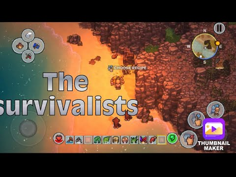 THE SURVIVALISTS| Apple Arcade gameplay |