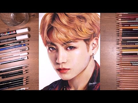 Drawing BTS: Jungkook   drawholic