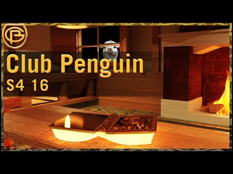 Drama Time - Club Penguin