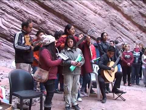25ª CONCIERTO en la MONTAÑA Ruta 68 Himno Nacional Argentino