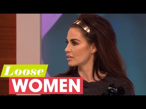 Katie Price Sought Out Professional Help for Her Mental Health | Loose Women