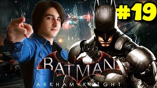 Batman Arkham Knight | GAMEPLAY ITA #19 | Due Facce & Il Sonar della Batmobile! By GiosephTheGamer