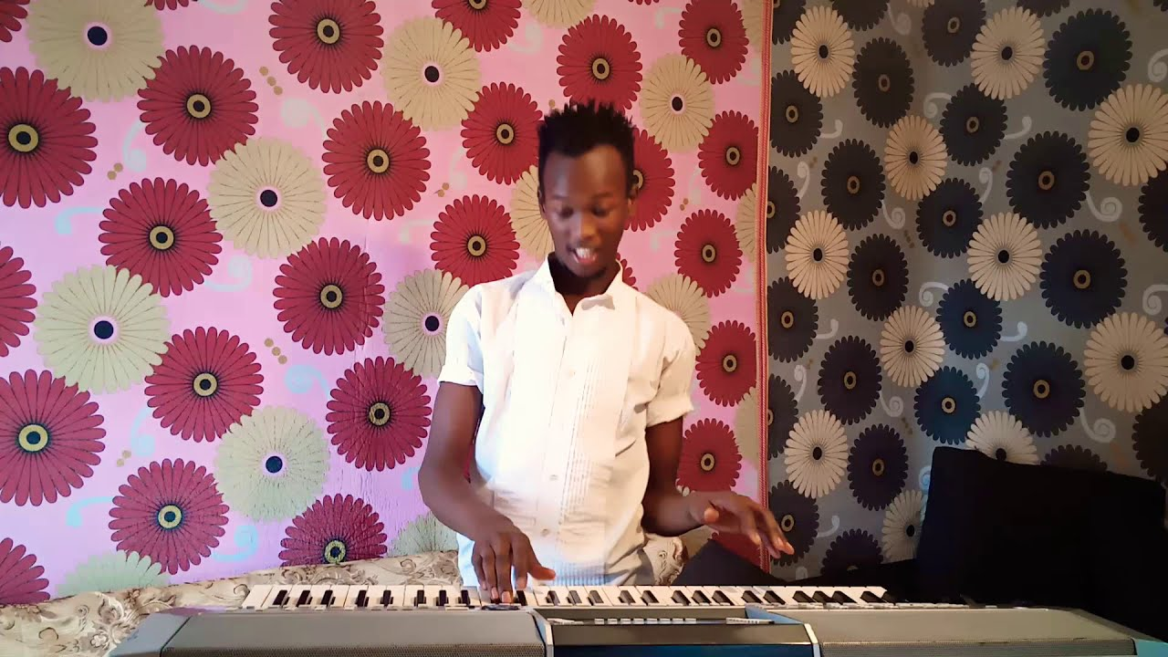 Churchill show piano seben instrumental by Saviour Bee