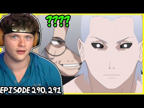 REANIMATED HIDAN?! Naruto Shippuden REACTION: Episode 290, 291