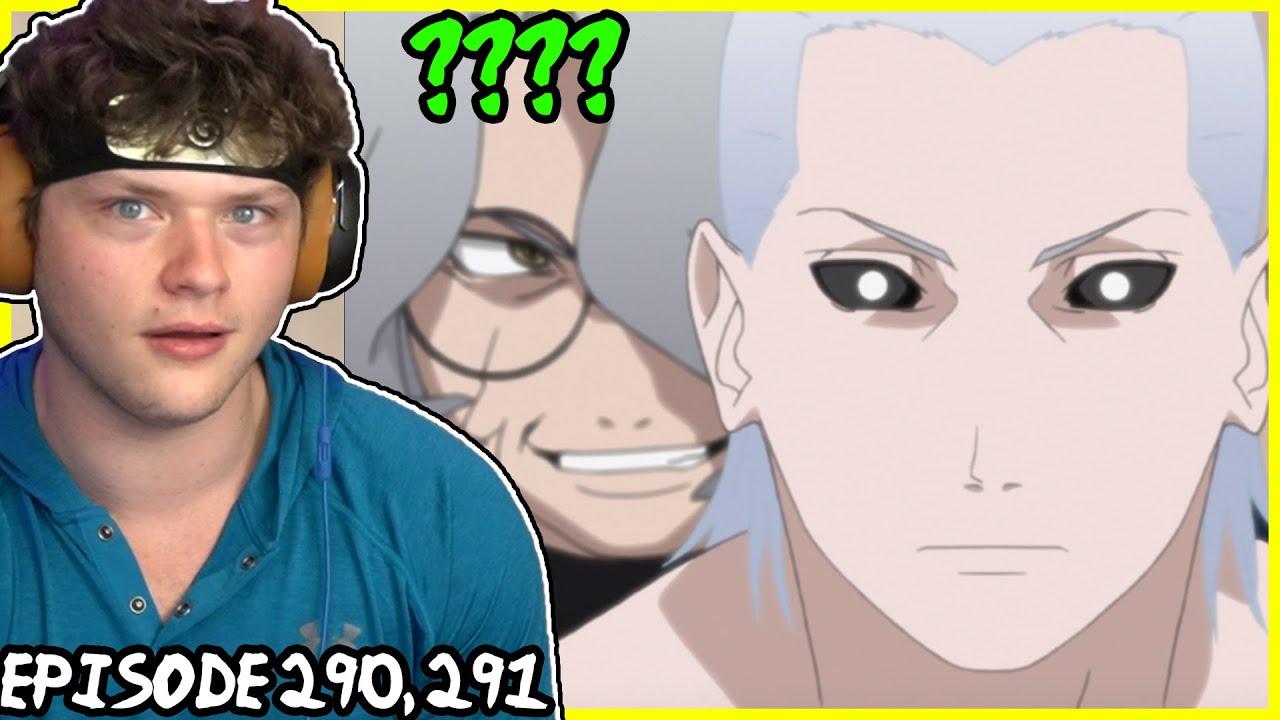 Download REANIMATED HIDAN?! Naruto Shippuden REACTION: Episode 290, 291