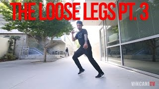 Learn How To House Dance | Loose Legs Pt. 3 | Jardy Santiago thumbnail
