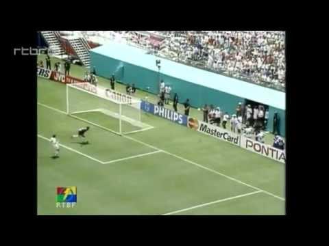 Belgium-Morocco 19 June 1994