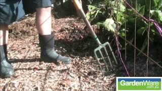 Garden Border Fork | Bulldog Garden Fork Tools