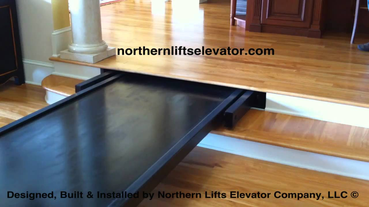 Northern Lifts Elevator Company Automatic Retractable