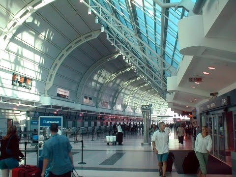 Toronto Airport Sued Over Accessibility