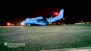 RAF Northolt Nightshoot - (252) Airtech CN-235-100M (Irish Air Corps)