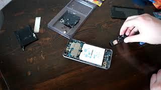 Простая замена аккумулятора на Xiaomi MI5 Nohon