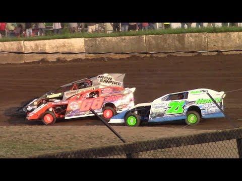 E-Mod Heat Three | Eriez Speedway | 7-16-17