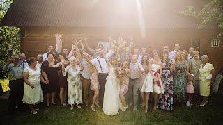 Ягодная свадьба. Небольшой бонус для ребят