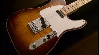 Seymour Duncan Hot Rails in a Vintage Tele-style guitar
