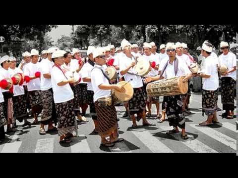 Kreasi Baleganjur Bali   Tabuh Gilak