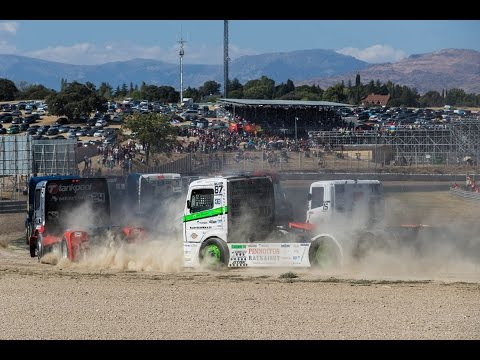 Official highlights of FIA ETRC Round 8 at Jarama