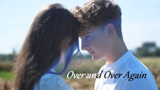 Jannes & Stefania - Over and Over Again (covered from Nathan Sykes & Ariana Grande)