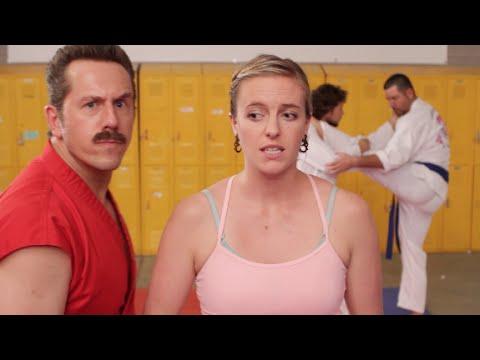 Enter The Dojo S3, Episode 8: Yoga To Be Kidding Part 2