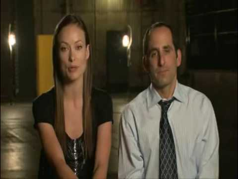 Olivia Wilde and Peter Jacobson  Huntington's Disease Spot