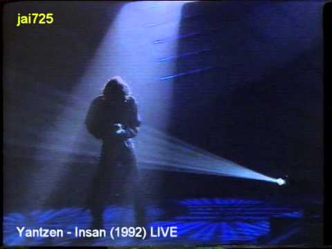 Yantzen - Insan (1992) LIVE