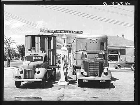 Trucking Old School