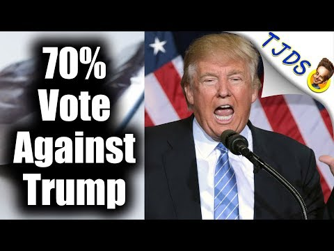 70% Of House Republicans Vote Against Trump & Side With Dems