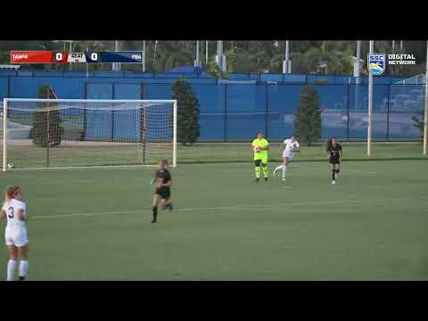 2018 Tampa Women's Soccer at Palm Beach Atlantic