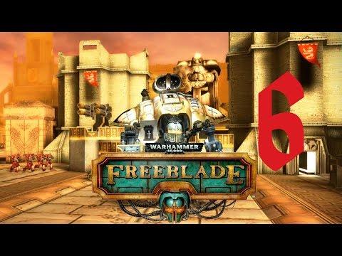 DUEL WITH NEKKRUNCHA! | Warhammer 40,000: Freeblade Ep.6