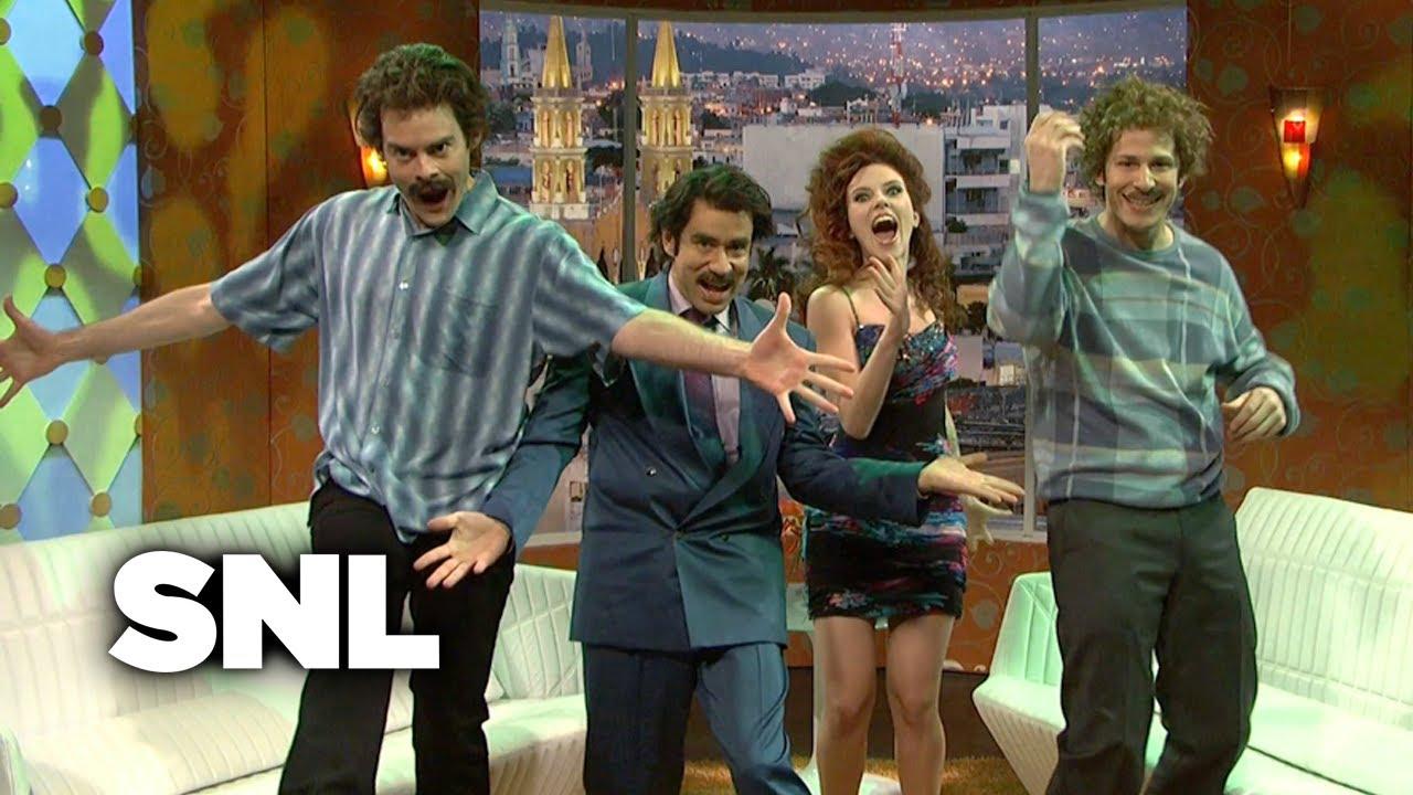 The Manuel Ortiz Show: Scarlett Johansson - SNL