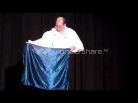 "Magician Mike Maturen performing ""The Dream"""