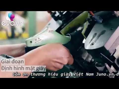 Lần đầu tiên khám phá 1 nhà máy giầy cao gót của Việt Nam