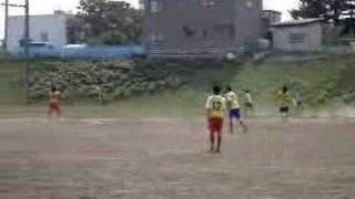 2007年8月26日 ラインメール青森FC 練習試合風景 thumbnail