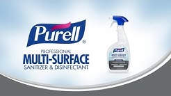 PURELL® Professional Multi-surface Sanitizer & Disinfectant