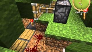 как сделать боулинг в minecraft