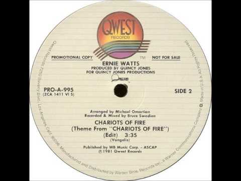 Ernie Watts  -Chariots Of Fire -edit-