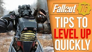 How to Level Up Quickly in Fallout 76 (Fallout 76 Tips)
