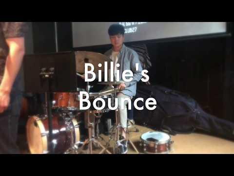 Billie's Bounce - Drum
