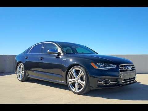 Owning An Audi S6 - An Owner